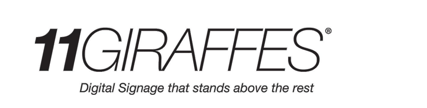 11 Giraffes logo